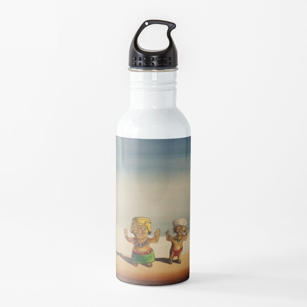 I'm Happy Today Water Bottle