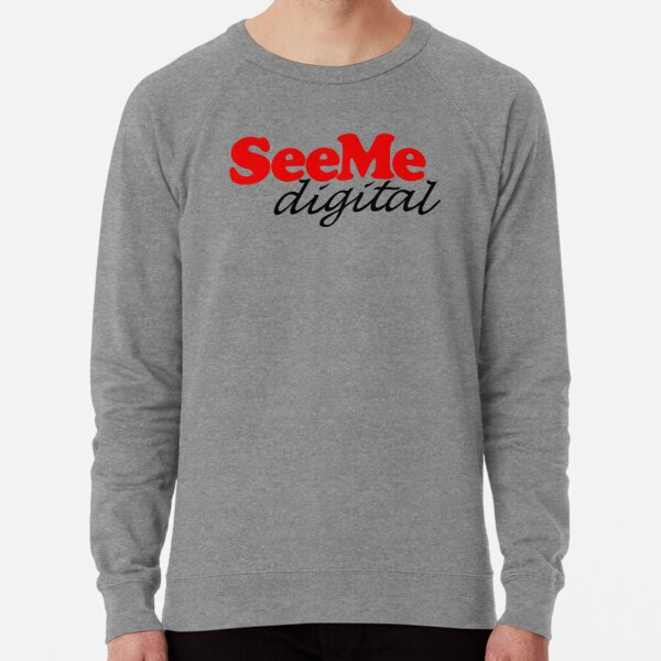 SeeMe Digital Lightweight Sweatshirt