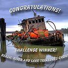 Banner challenge by Bob Hortman