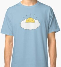 Sunshine for breakfast / Egg cloud Classic T-Shirt