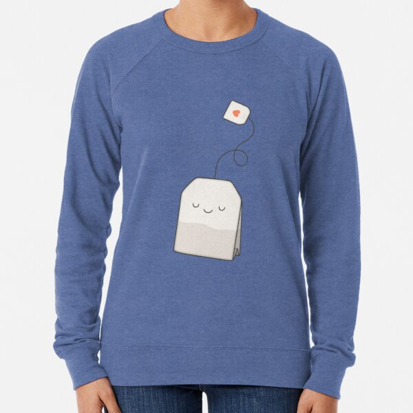 Tea time Lightweight Sweatshirt