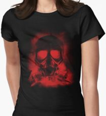 Blood And Bone Womens Fitted T-Shirt