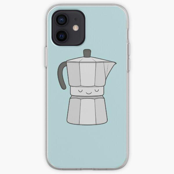 Coffee - Espresso iPhone Soft Case