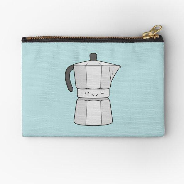 magia y arte de hacer café / espresso.  Bolsos de mano