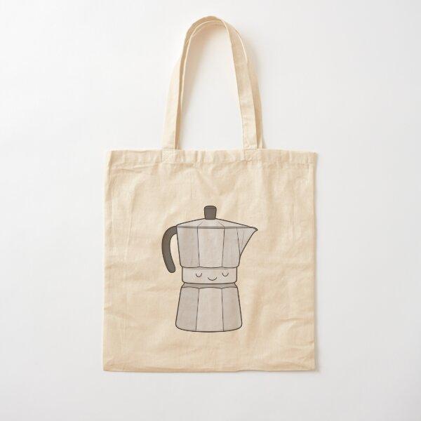 Coffee - Espresso Cotton Tote Bag