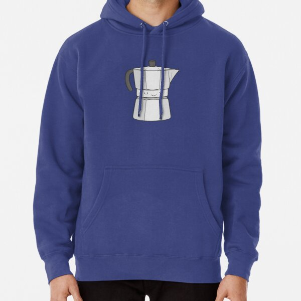 Coffee - Espresso Pullover Hoodie