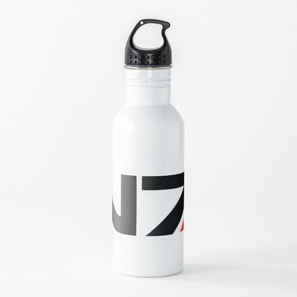 BEST SELLING Mass Effect N7 Merchandise Water Bottle