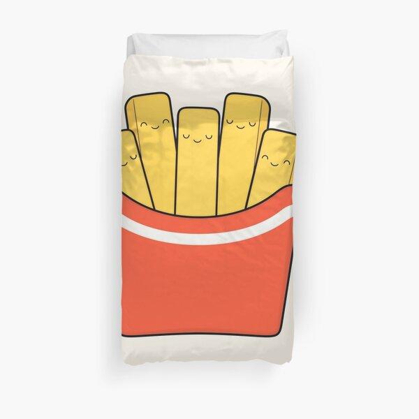 Best Fries Duvet Cover