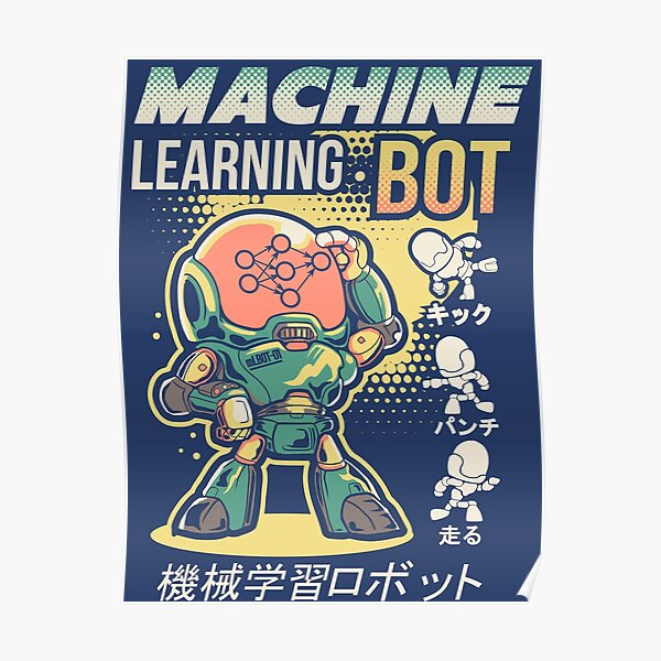 Machine Learning Bot Poster