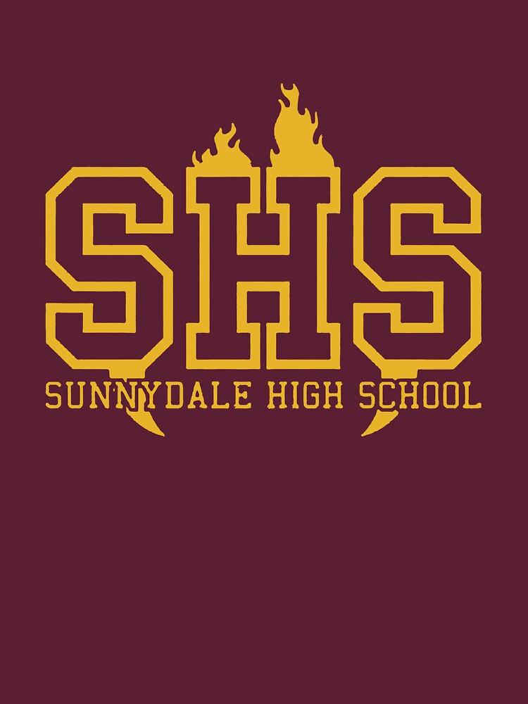 Sunnydale High School   Unisex T-Shirt