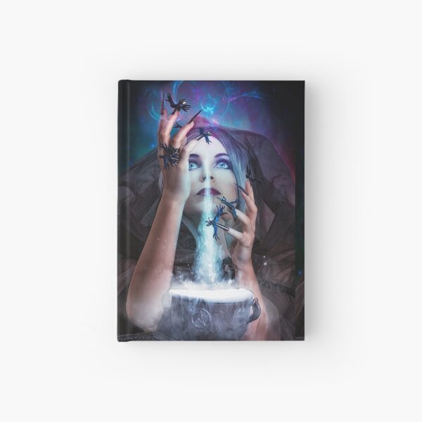 'From the Cauldron' Hardcover Journal