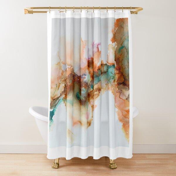 Genesis II Shower Curtain