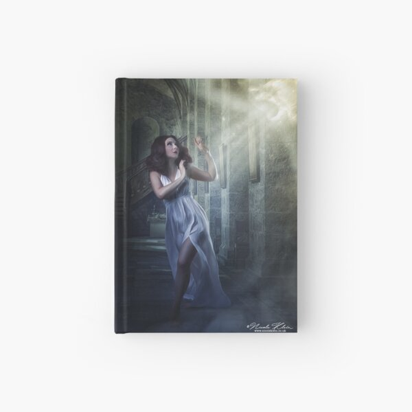 The Haunting  Hardcover Journal