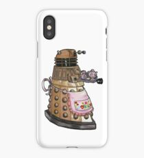 Do-you-want-some-tea ? iPhone Case/Skin