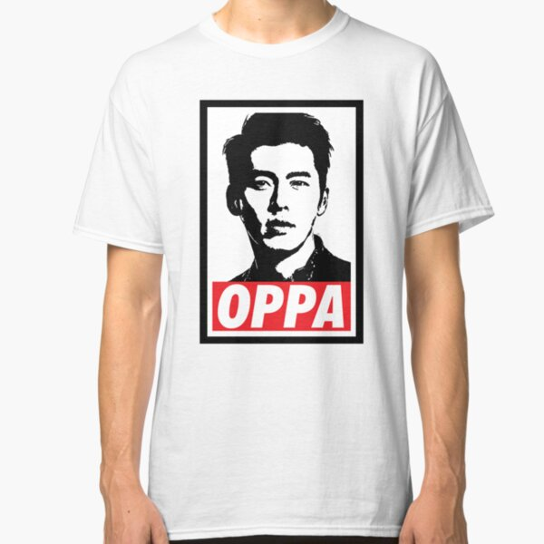 OPPA Hyun Bin Classic T-Shirt