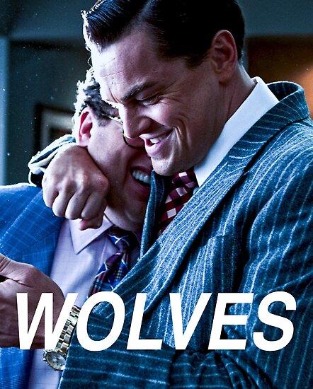 Wolves  by jgodna