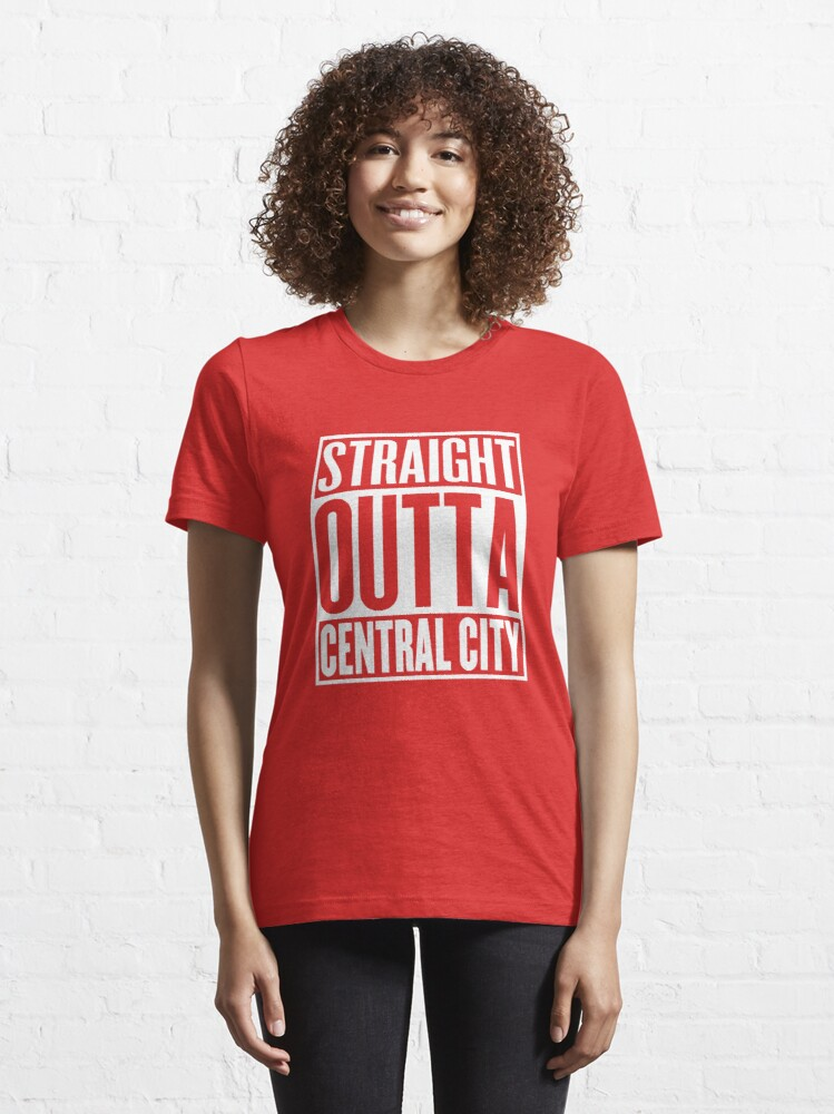 Alternate view of Straight Outta Central City Essential T-Shirt