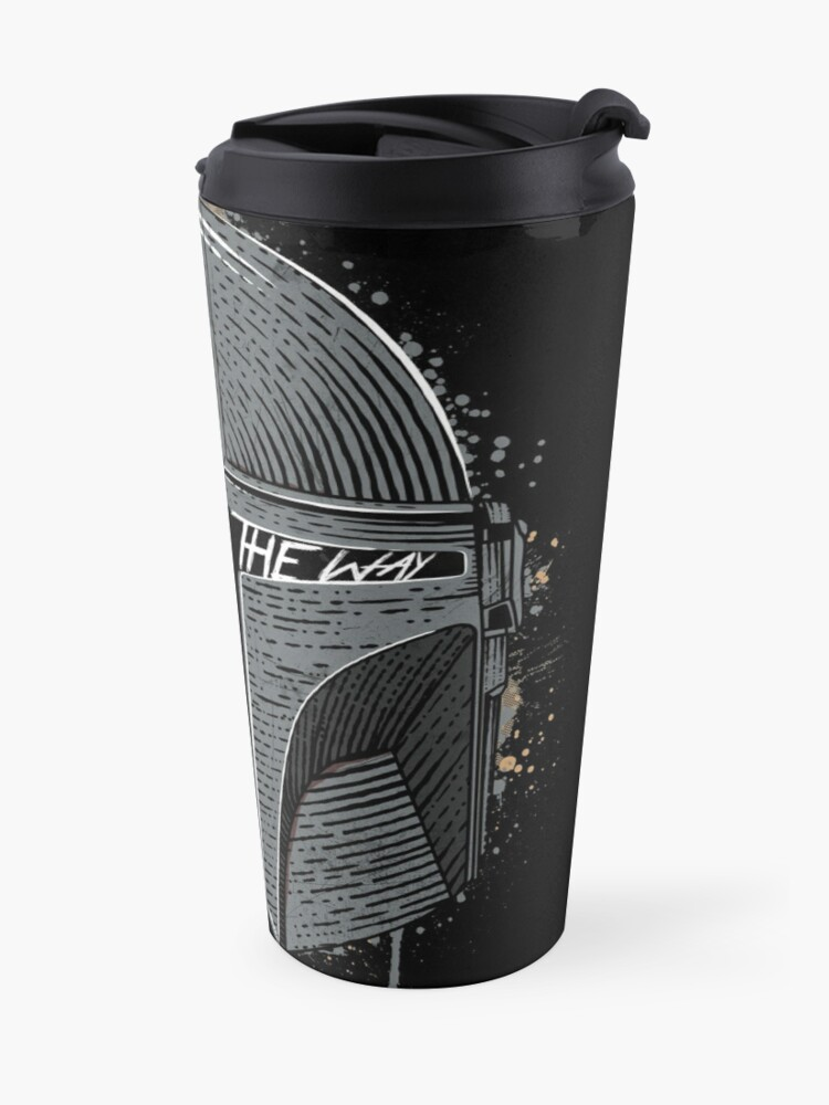 Alternate view of This Is The Way Travel Mug