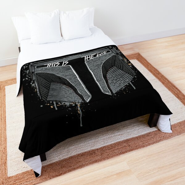 This Is The Way Comforter