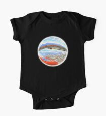 Landscape in a Ball One Piece - Short Sleeve