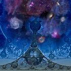 What holds the universe up?  by Carol and Mike Werner