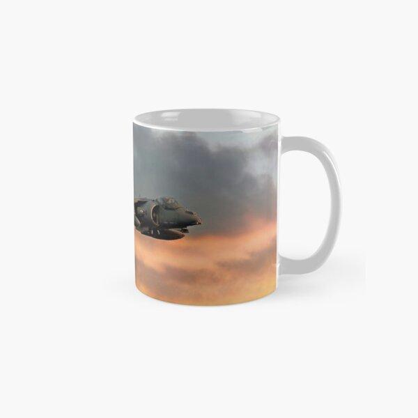 Harriers At Sunset Classic Mug