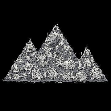 PokeDoodle - Rock by salihgonenli
