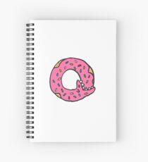 Ouroboros Spiral Notebook