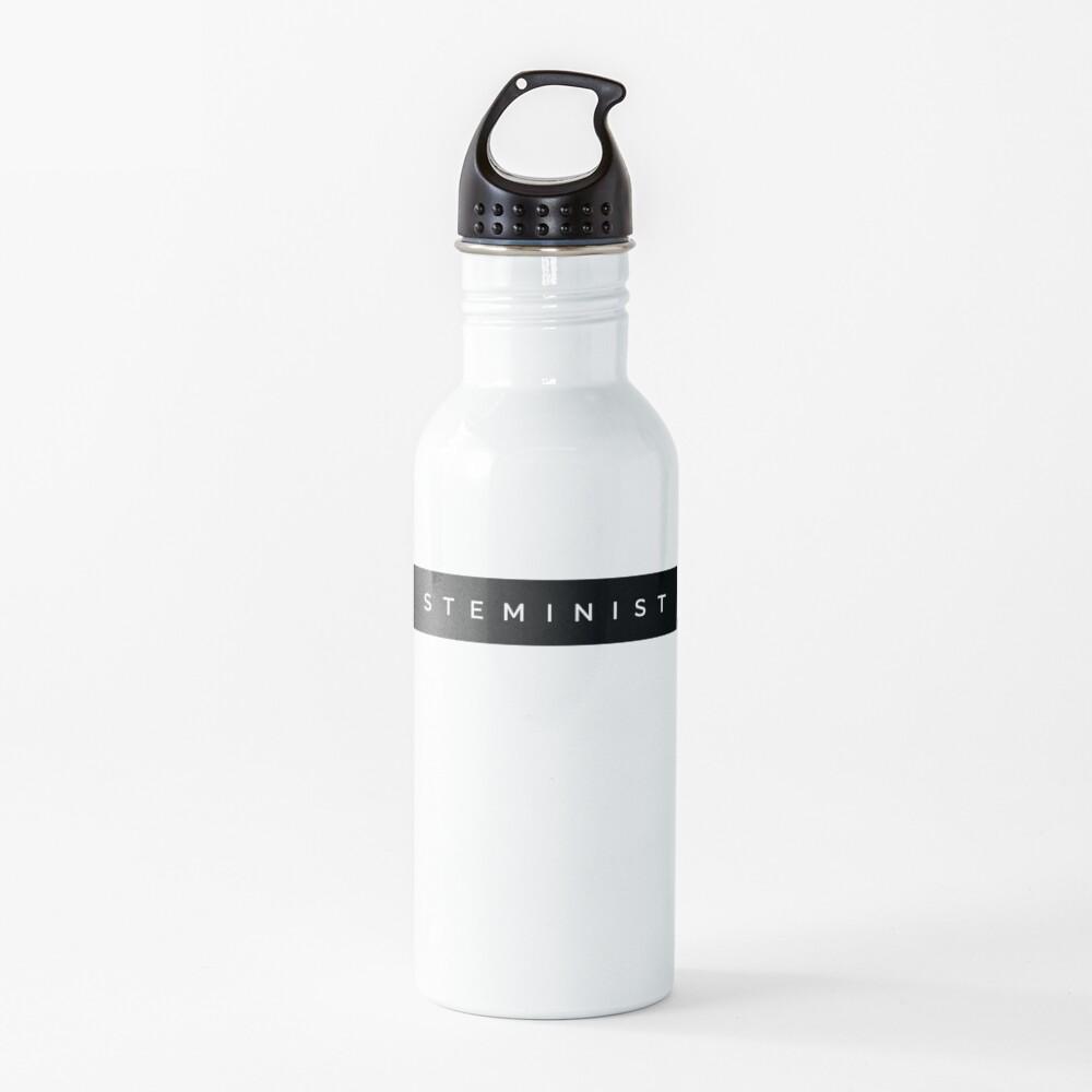 STEMINIST  Water Bottle