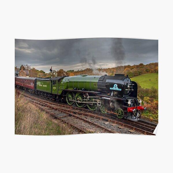 Peppercorn Class A1 60163 Tornado Poster