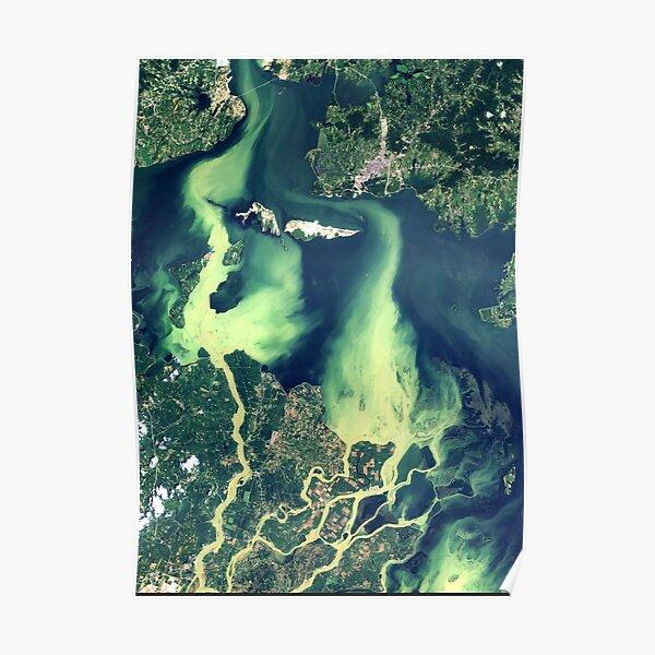 Poyang Lake in China Poster