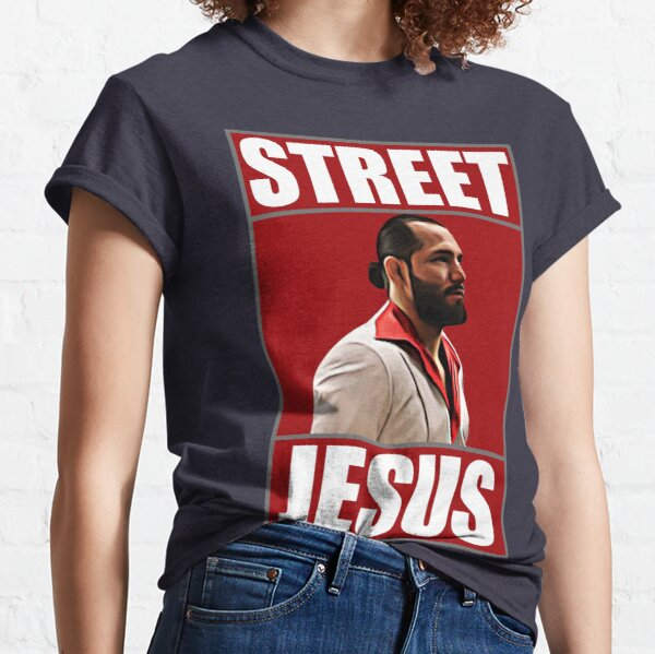 Street Jesus Jorge Masvidal Classic T-Shirt