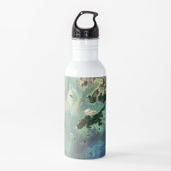 Hong Kong and Macao Water Bottle