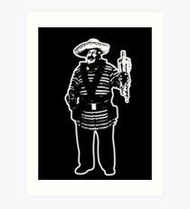 Donald Trump, Tu Amigo Art Print