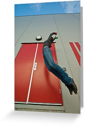 Leap Of Faith by Paul Louis Villani