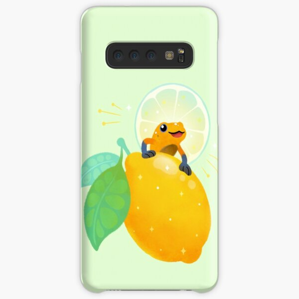 Golden poison lemon sherbet 1 Samsung Galaxy Snap Case