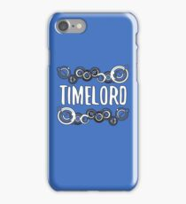 Timelord iPhone Case/Skin