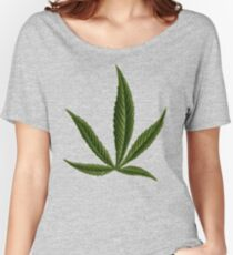 Cannabis #8 Women's Relaxed Fit T-Shirt
