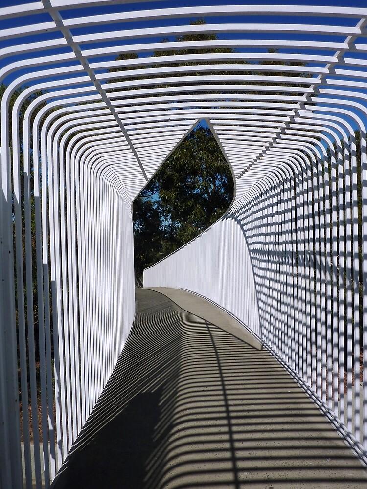 Winged Walkway Perth by Deirdreb