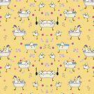 Rub a Dub Dub, Ducks in a Tub by Meg Marchiando