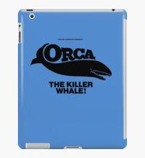 ORCA The Killer Whale 1977 iPad Case/Skin