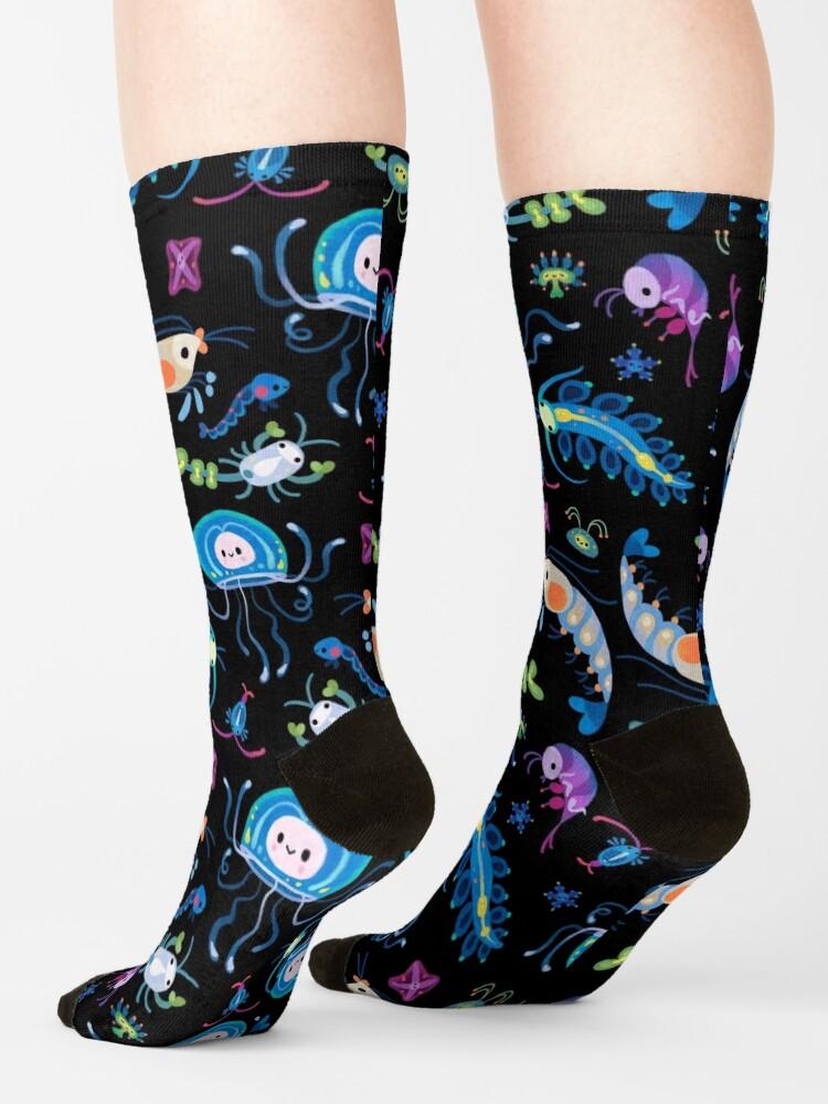 Alternate view of Zooplankton Socks