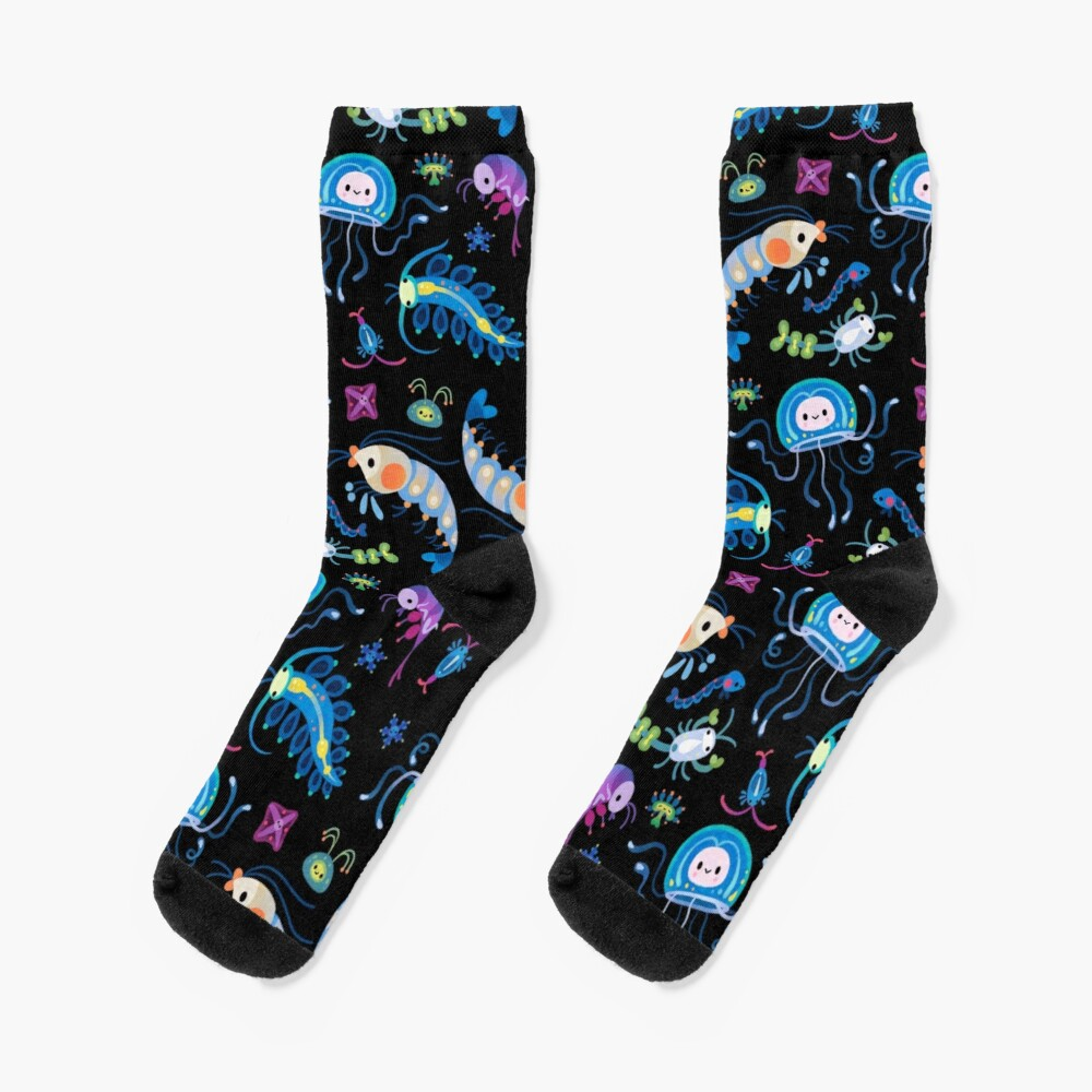 Zooplankton Socks