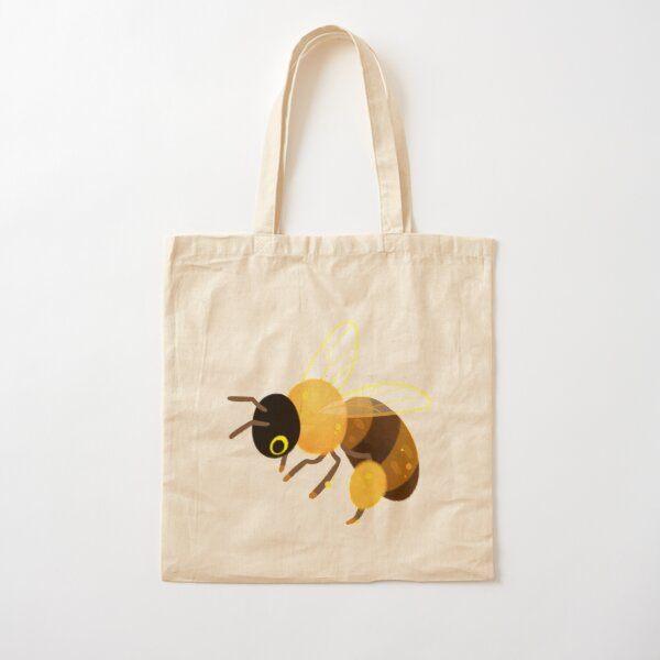 Honey bees Cotton Tote Bag