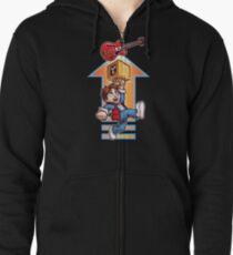 Super Future Bros Zipped Hoodie