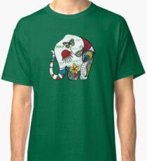 Peace Elephant Classic T-Shirt