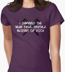 Near Fatal Spatula Incident T-Shirt