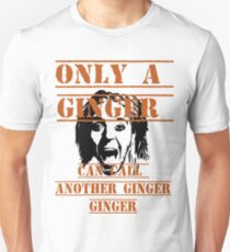 Only A Ginger T-Shirt