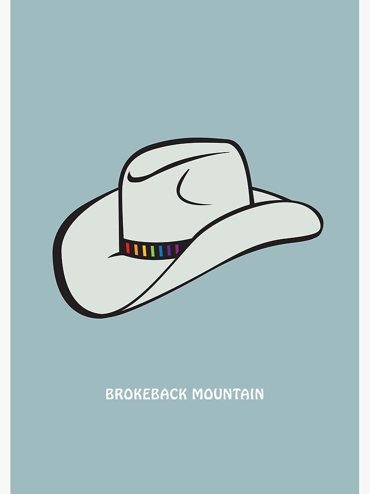 Brokeback Mountain by MoviePosterBoy