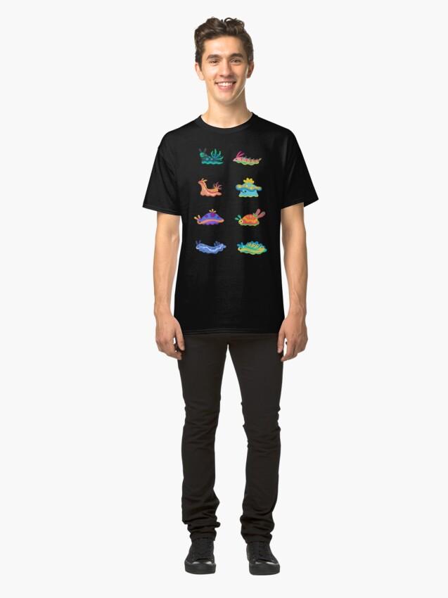 Alternative Ansicht von Meeresschnecke Classic T-Shirt